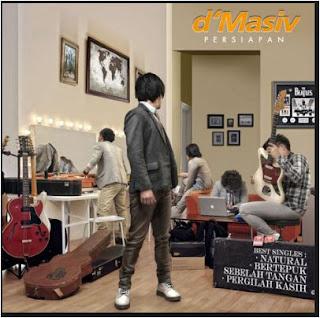 Download Lagu D'Masiv Album Persiapan Mp3 Full Rar