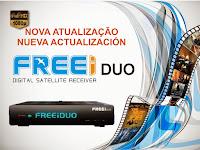 FREESKY // STARBOX ATUALIZAÇÃO 0ACT+FREEI+DUO