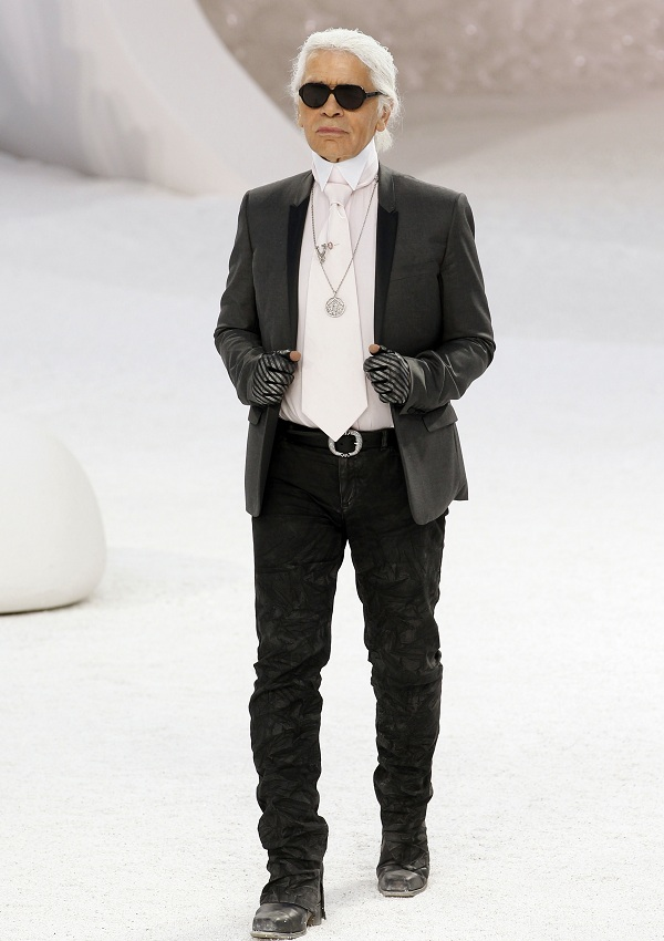 how tall is karl lagerfeld