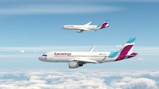 La sussidiaria austriaca di Eurowings si rafforza a Salisburgo