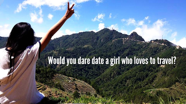 Date a Girl who Loves to Travel Philippines