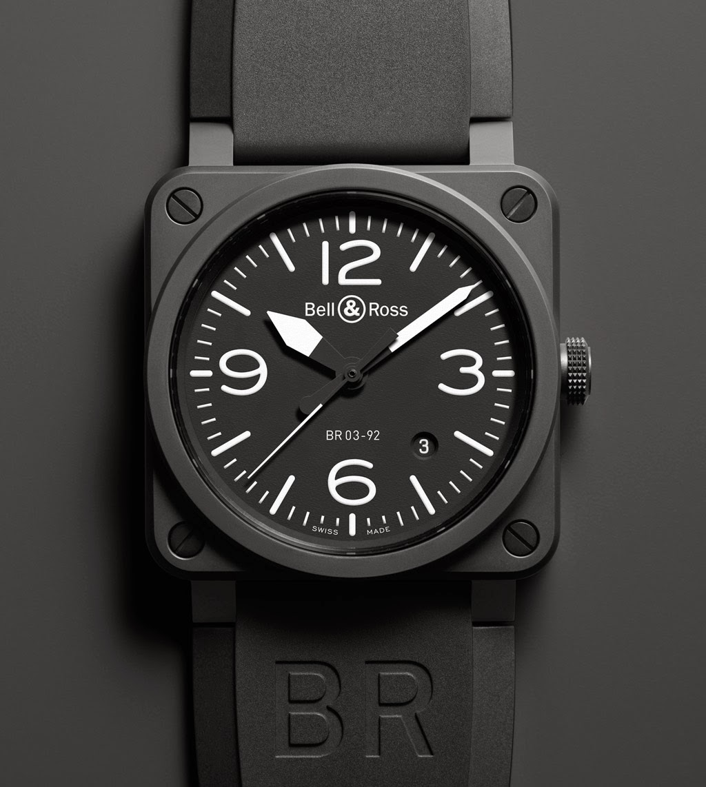 Bell Amp Ross Br 03 92 Ceramic Time And Watches