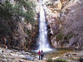 Sturtevant Falls Adventures In Southern California