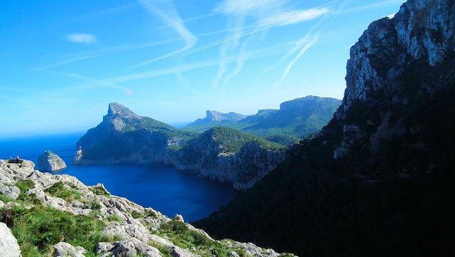 Welcome to Formentor, Majorca or Mallorca, whichever you favor or savor! Photo: Rafael Gomez.