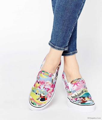 Zapatillas sin Cordones