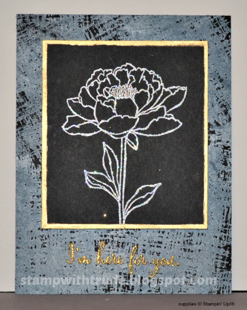 You've Got This, Stampin' Up!, Stamp with Trude, encouragement
