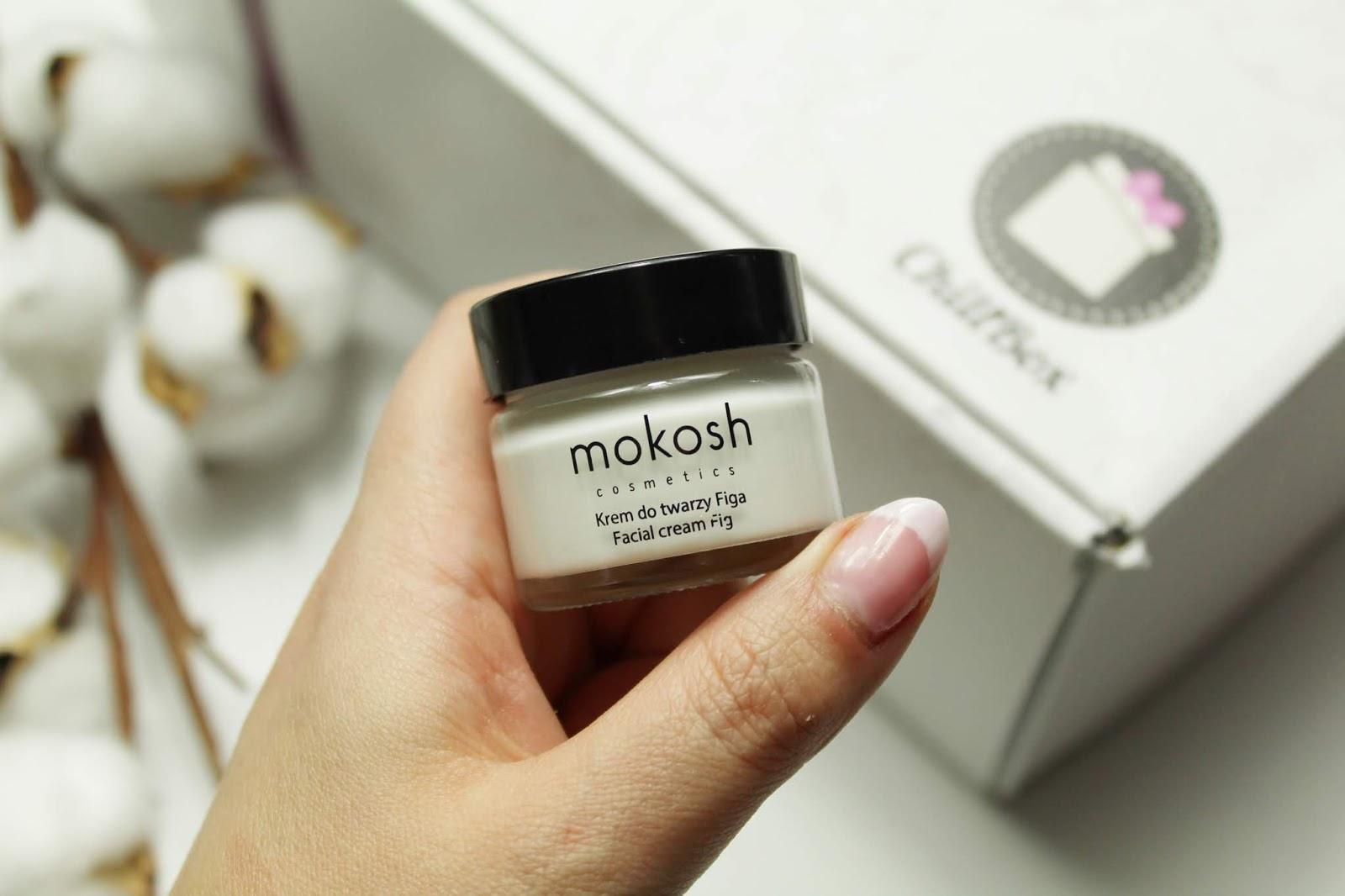 Figowy krem do twarzy Mokosh