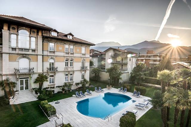 Hotel Torbole Italien