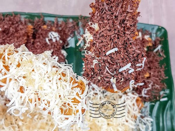 Cheese Pisang Goreng & Char Koay Teow @ Restoran Nasi Kandar CM313, Alor Setar