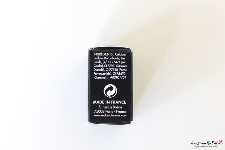 Make Up For Ever Diamond Powder #4 Review, MOTD