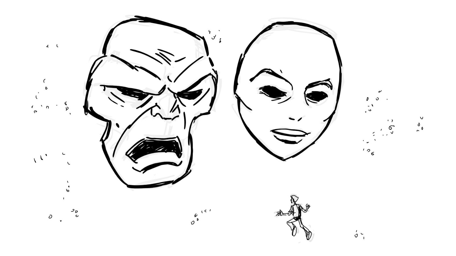 Media Hygiene Ben 10 Omniverse Storyboards