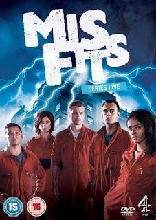 Misfits Temporada 5 audio español