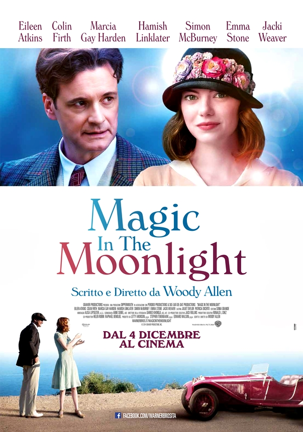Póster: Magic in the Moonlight