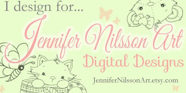 Jennifer Nilsson Art Digital Designs Design Team Member