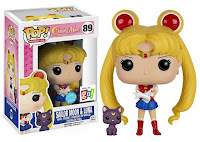 Funko Pop! Sailor Moon & Luna (Glitter)