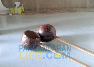 Gayung batok kelapa