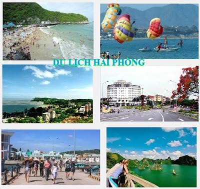 Ve may bay tết Dương Lịch đi Hải Phòng 2016