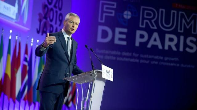 Francia: EEUU presiona a Europa por el canal de comercio con Irán