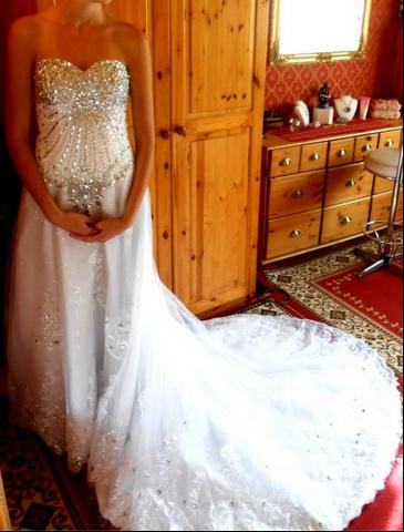 035768d6a9d ... mille kandja saab ennast tõelise printsessina tunda.Kõik oli ideaalne  ning sellise printsessi kleidi saab Aasiast tellida alla 200€ eest. Vahel  ...