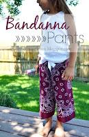 Bandanna Pants