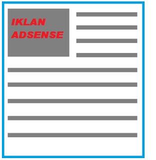Memasang Iklan Adsense Disamping Atas Postingan