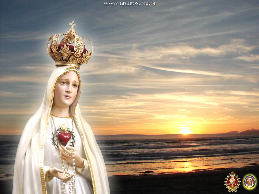 Nossa Senhora Aparecida Nossa Senhora De Fatima: Pensamentos E Reflexões De Echelly Alencar Lins: 13 DE