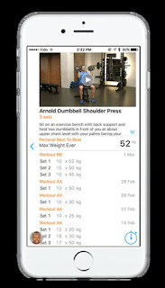 online personal training app