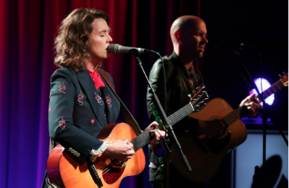 Blogtown: Brandi Carlile In Conversation At The Grammy Museum