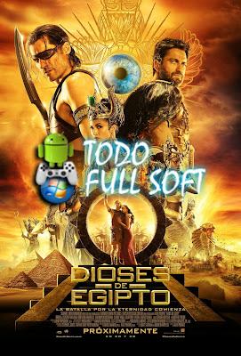 Dioses de Egipto 2016 Blu-Ray Rip Español Latino