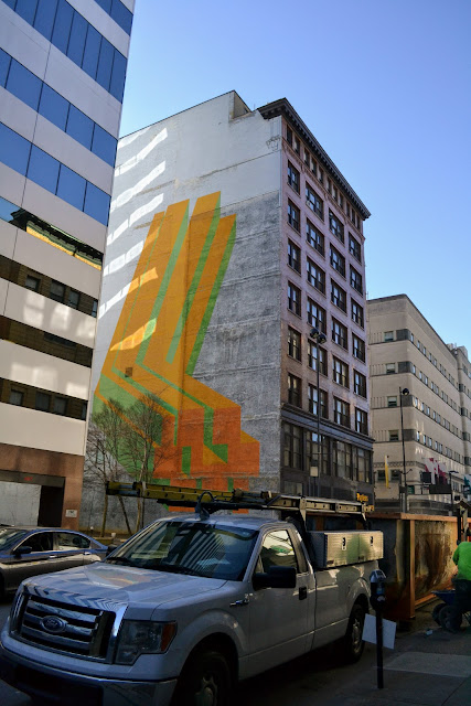 Мурал. Цинциннаті, Огайо (Mural. Cincinnati, ОH)