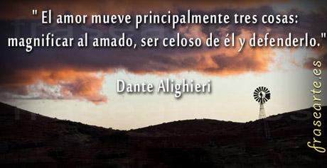 Frases de amor – Dante Alighieri