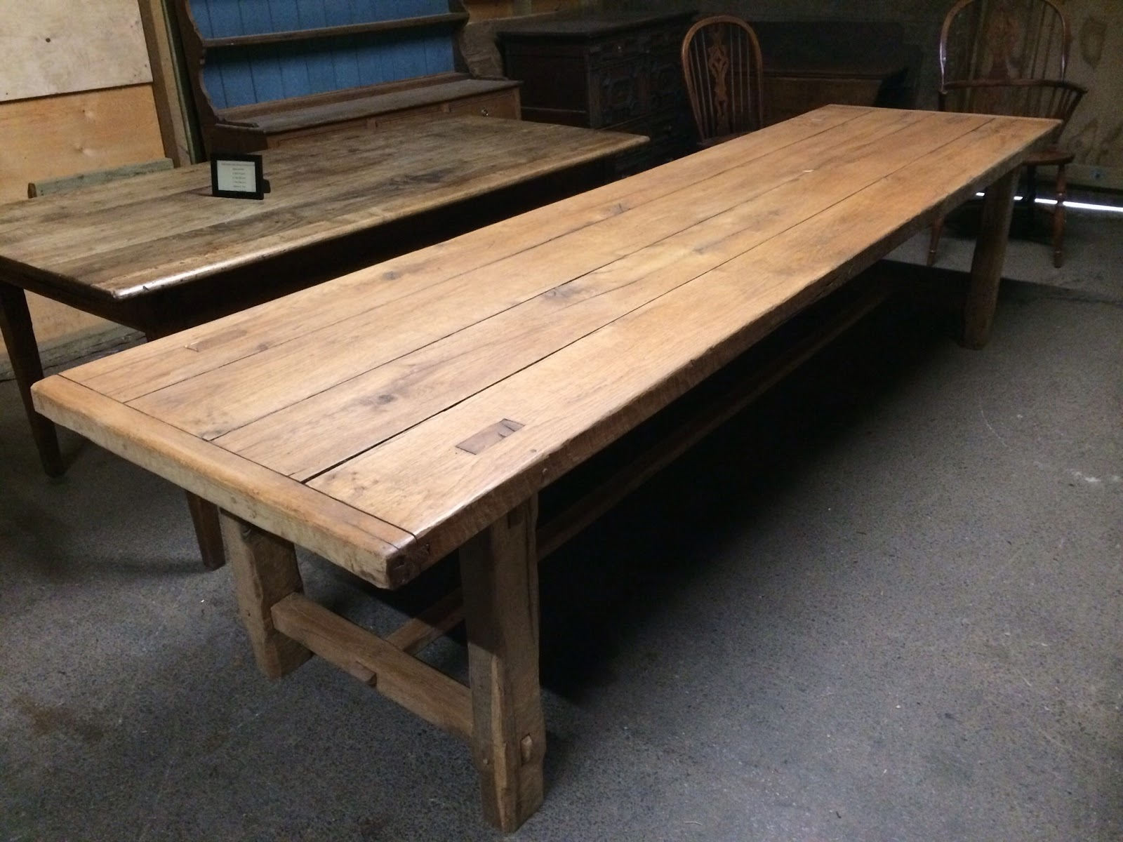 Check out These Oak Farmhouse Dining Table for your house : bargain john39s antiques a blog archive mission oak library table and oak farmhouse dining table from www.artsdomicile.com size 1600 x 1200 jpeg 254kB