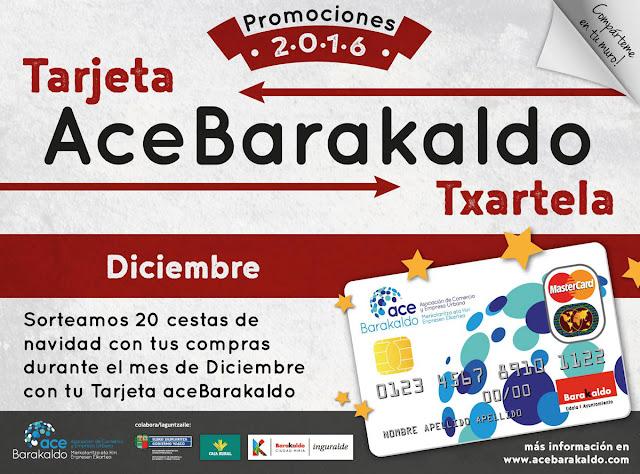 Campaña de la tarjeta de ACE Barakaldo