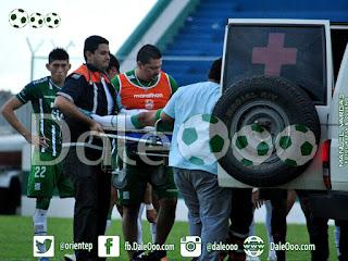 Oriente Petrolero - Emiliano Romero - Nildo Guardia - Pedro Azogue - DaleOoo.com página Club Oriente Petrolero