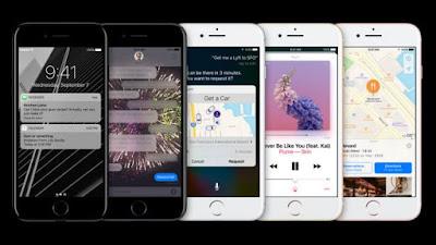 iPhone 7 OS