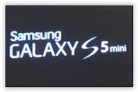 Samsung Galaxy S5 Mini logo