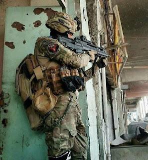 الاعلام الحربي تعلن مقتل العشرات من داعش بينهم متزعمان بارزان في الموصل القديمة