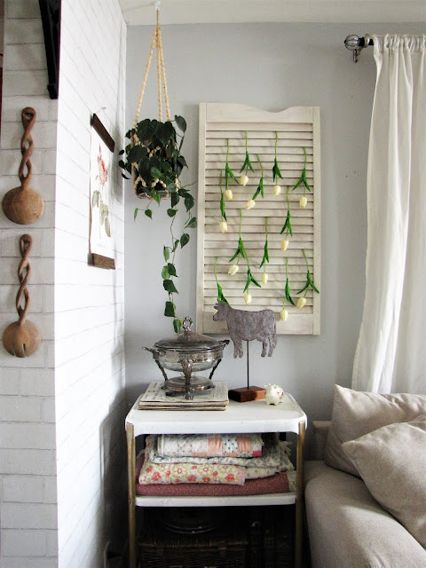vintage eclectic home decor