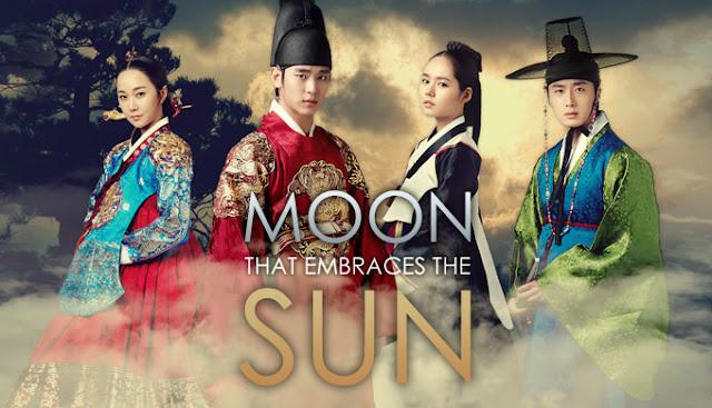Hantu Baca Drama Korea Terbaik Terbaru THE MOON THAT EMBRACES THE SUN (2012)