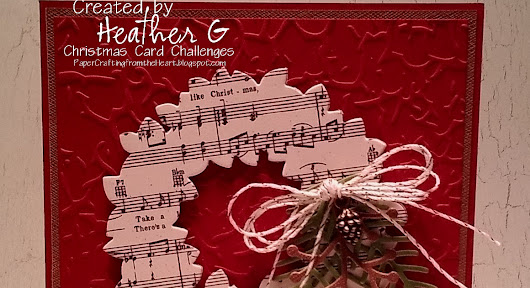 Christmas Card Challenges #50