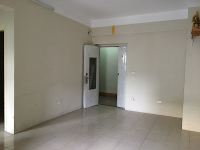 Khu vực phòng khách căn hộ chung cư CT4B Xa La Hà Đông