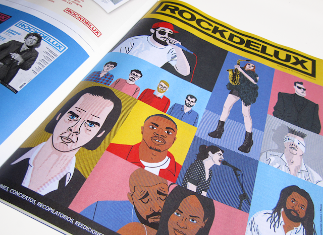 ilustracion dibujo ilustrador marcos moran illustration drawing rockdelux