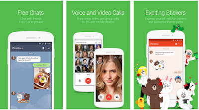Download Line Clone for Android v7.3.0 Terbaru 2017 Gratis (Premium)