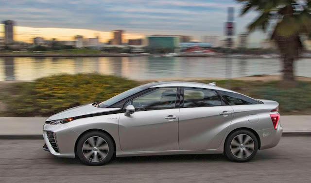 Исследования показали, что к 2050 году большенство авто будут ездить на водороде