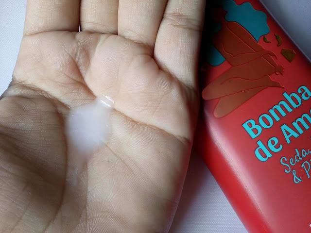 Resenha: Shampoo e Condicionador Bomba de Amor da Embelleze
