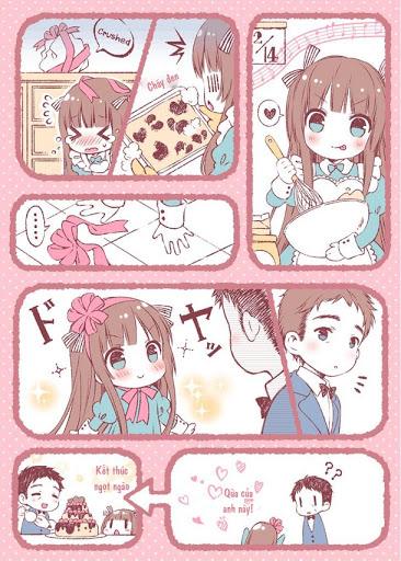 Ossan to Shoujo Matome Manga