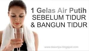 Eating And Health Minum Air Di Pagi Hari