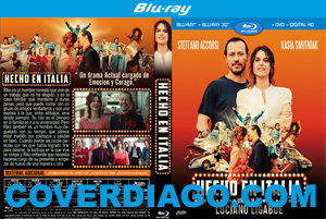 Made in Italy - Hecho en Italia     BLURAY