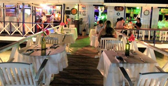 Restaurantes em San Andrés