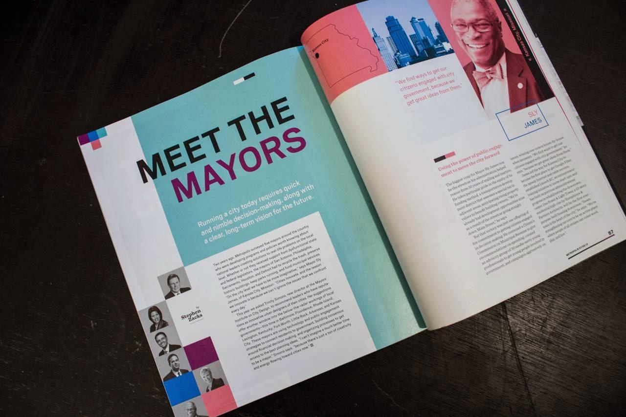 INTERNSHIP STORIES: Metropolis Magazine